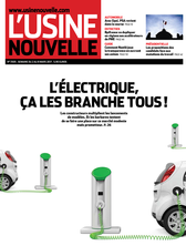 Usine Nouvelle du 02 March 2017 N°3505