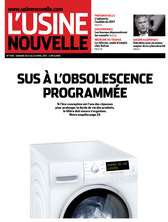 Usine Nouvelle du 06 April 2017 N°3510