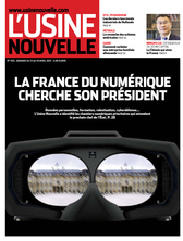 Usine Nouvelle du 13 April 2017 N°3511