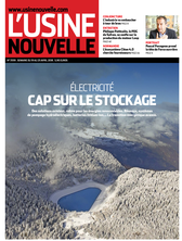 Usine Nouvelle du 18 April 2018 N°3559